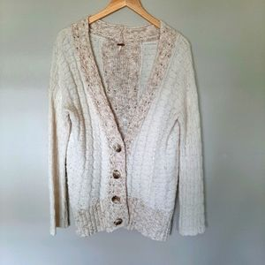 Free People Chunky Knit Size S